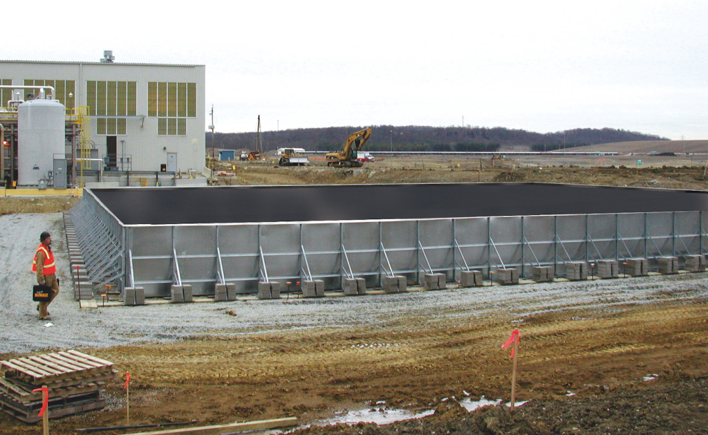 Wastewater Holding Tank