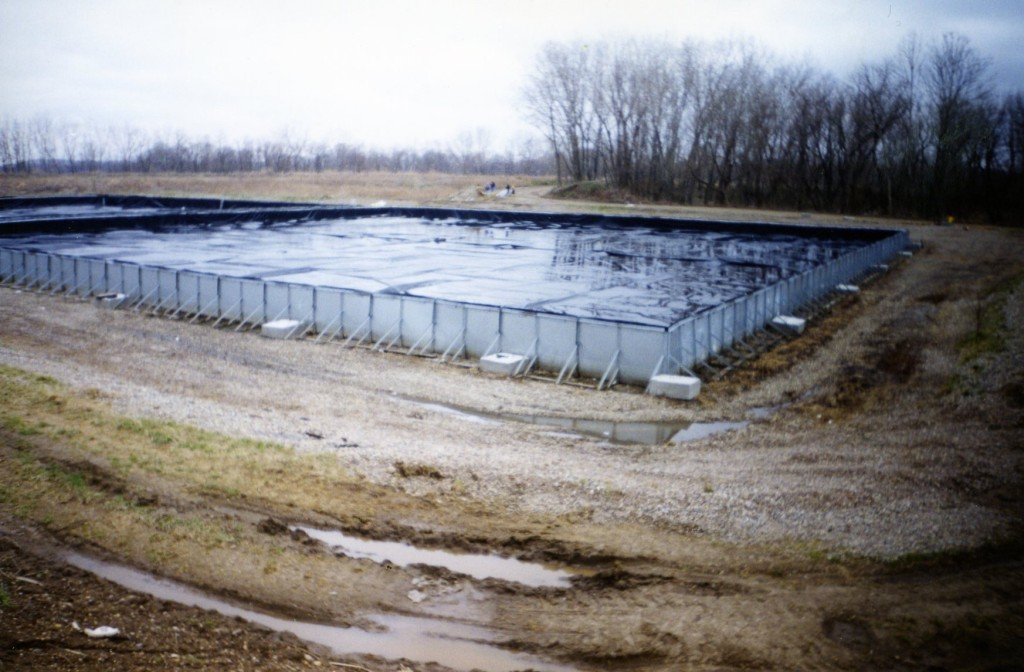 Sludge Liquid Tanks