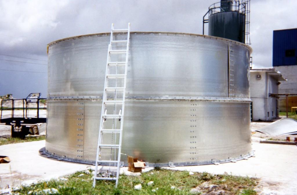 Stormwater Tanks