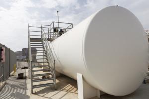 concrete vs steel water tanks