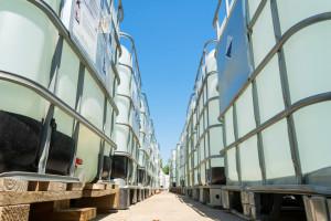 large capacity frac tanks
