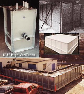 Varitank - Storage In Confined Spaces