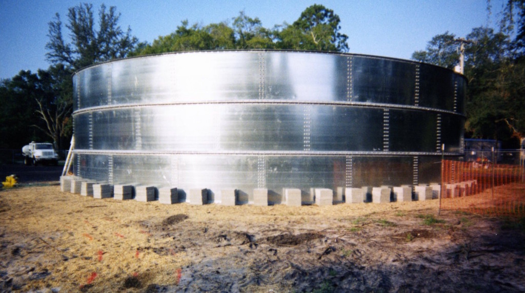 Pollution Control Tanks