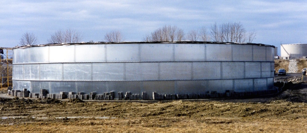 Equalization Tanks