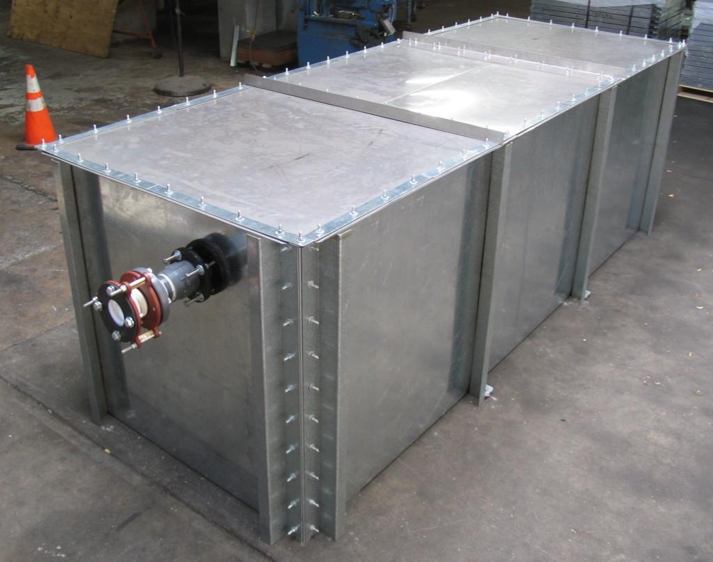 Fire Suppression Water Tanks Modutank Inc