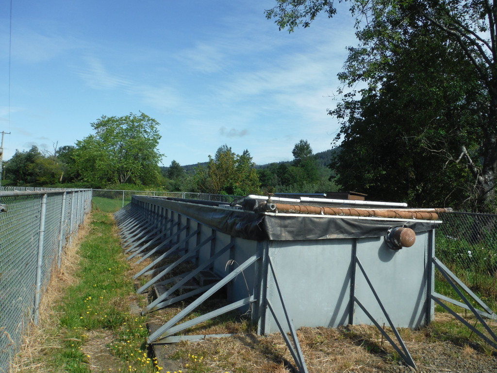 Farm Runoff Storage Tanks