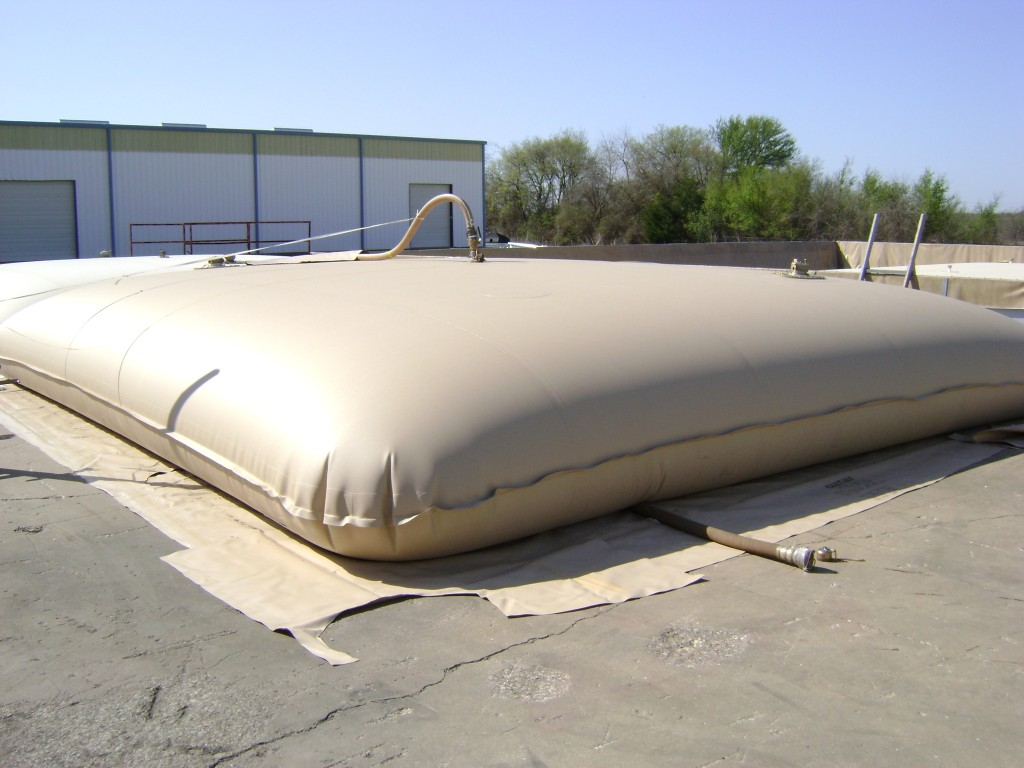 Water Bladder Tanks