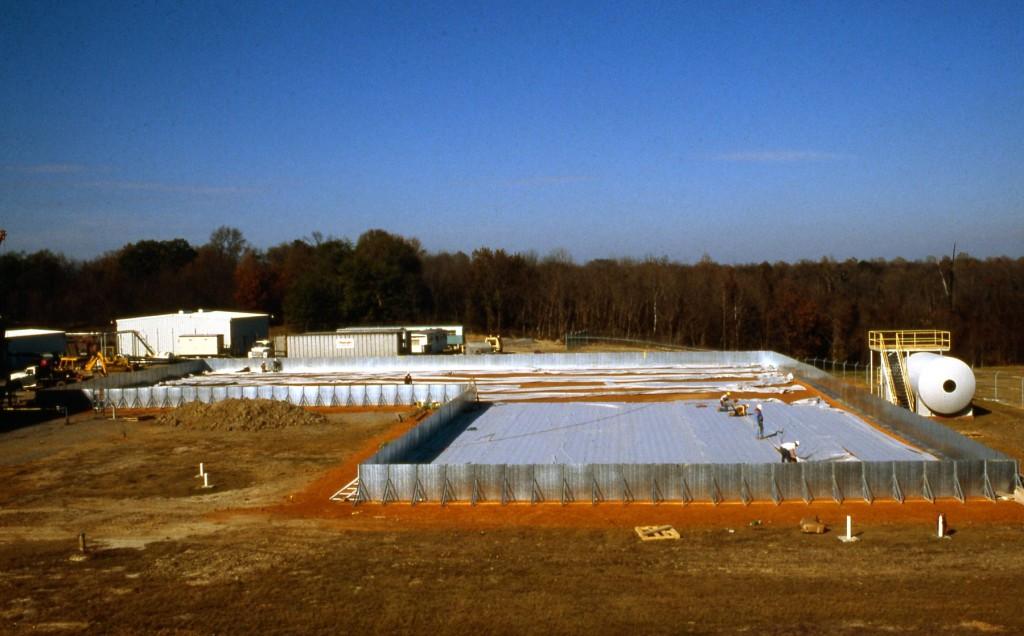 Irregular Storage Tanks